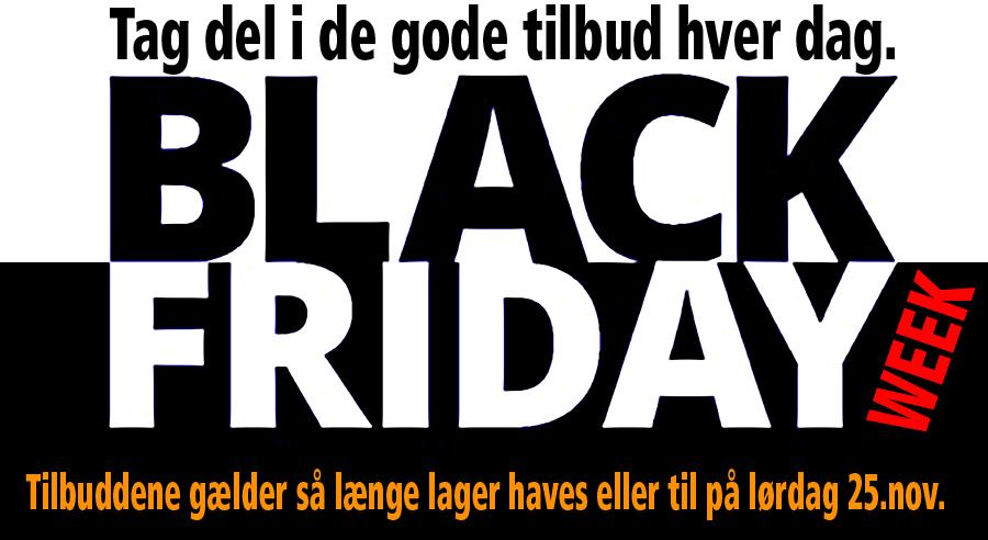 Så skal der handles !!! Ekstrem gode tilbud kan findes her i dagene op til Black Friday samt på selve dagen.